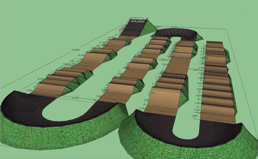 Huncote BMX Track